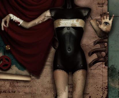 Злые манекены