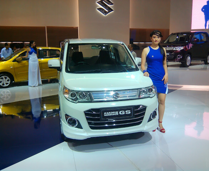 Karimun Wagon R GS - Spesifikasi Lengkap dan Harga
