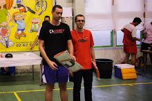 Finaliste Double Homme Senior NC : Bernard HOAREAU / Paul ANTHEAUME