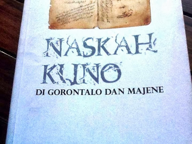 naskah kuno di gorontalo dan majene
