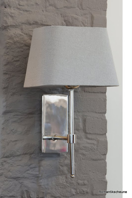 wandlampen fu schalter nickel gl nzend metall akita. Black Bedroom Furniture Sets. Home Design Ideas