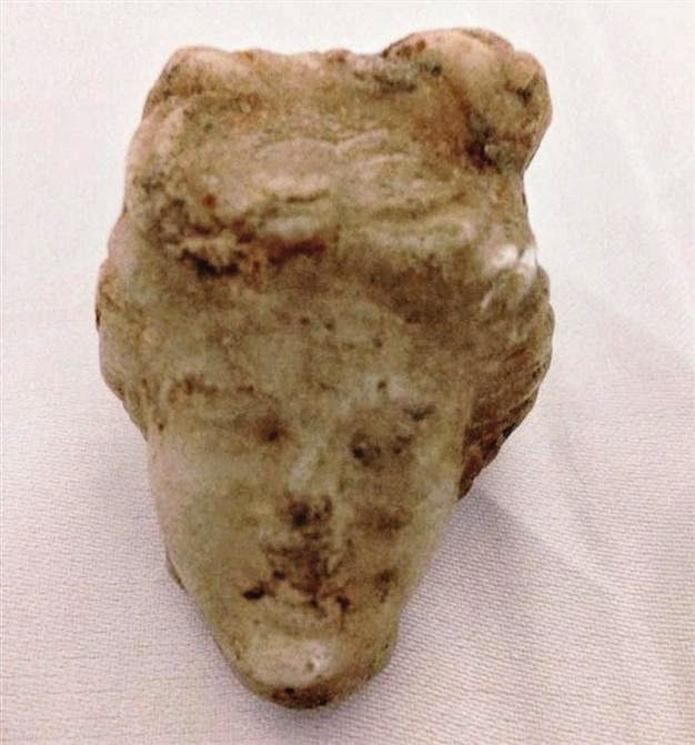 Graeco-Roman sculpture seized in southern Turkey