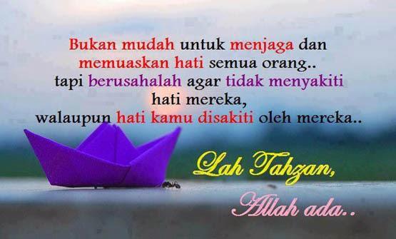 gambar kata hikmah islami