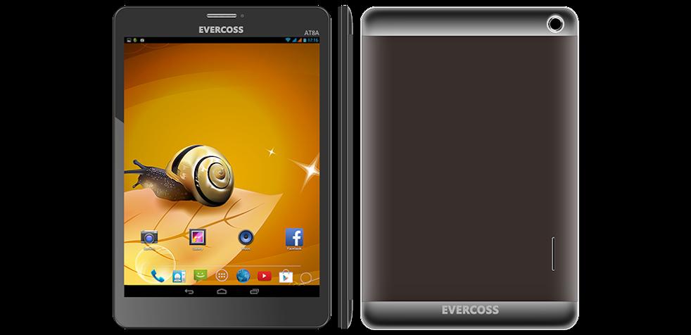 Evercoss AT8A - Spesifikasi Lengkap dan Harga