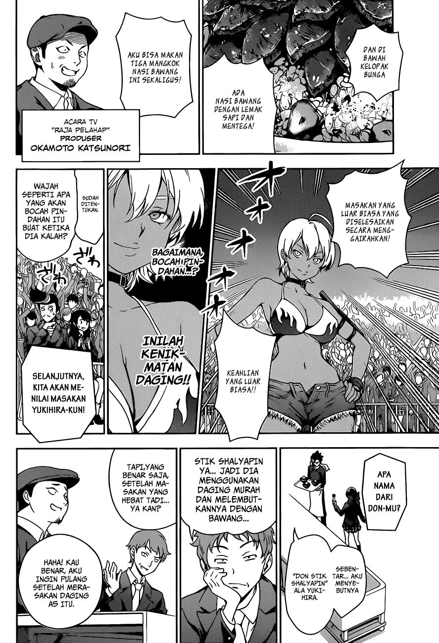 Shokugeki no Souma Chapter 13-4