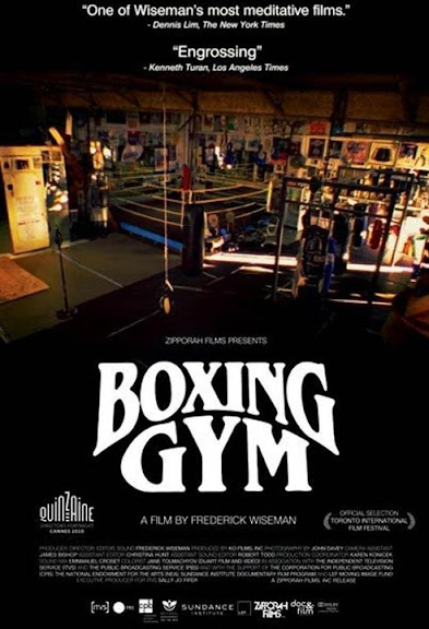 Boks Jasne Zasady / Boxing Gym (2010) PLSUB.TVRip.XviD