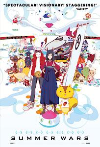 Mùa Hè Rực Lửa - Summer Wars poster