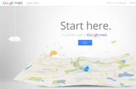 Google Maps — Start here.