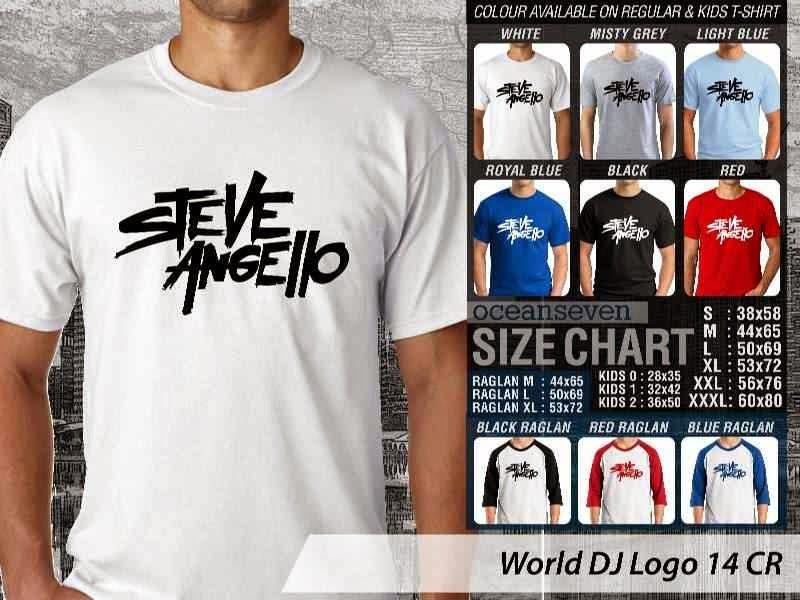 KAOS Musik DJ 14 Steve Angello distro ocean seven
