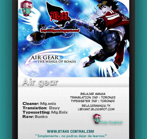 Air Gear Page 20