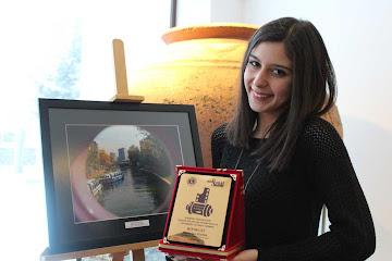 genç fotoğrafçılar ödül töreni