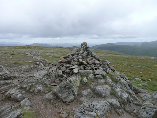 Stony Cove Pike Summit (Caudale Moor)