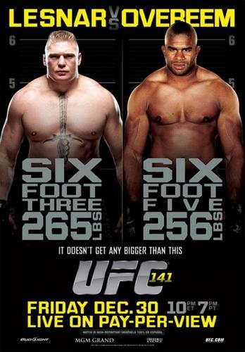 Gala UFC 141 30.12.2011 PL.TVRip.XviD / Polski Komentarz