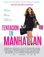 Tentacion en Manhattan (2011) online y gratis