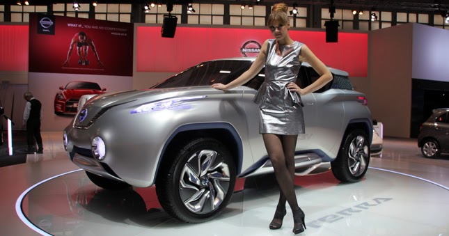 A photo tour of the 2013 brussels international auto show for 1st international salon of photography kula 2013