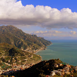 High In The Mountains Overlooking the Amalfi Coast - Pontone, Italy