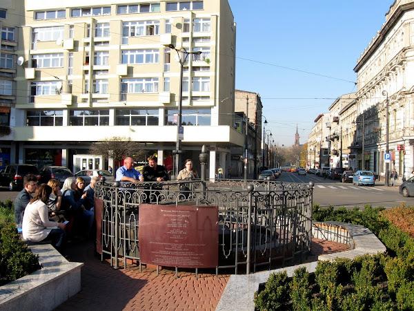 zejście do kanału dętka w Łodzi