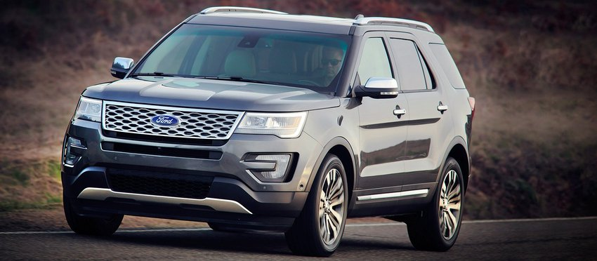2016 Ford Explorer Platinum Interior Review Car Price Concept