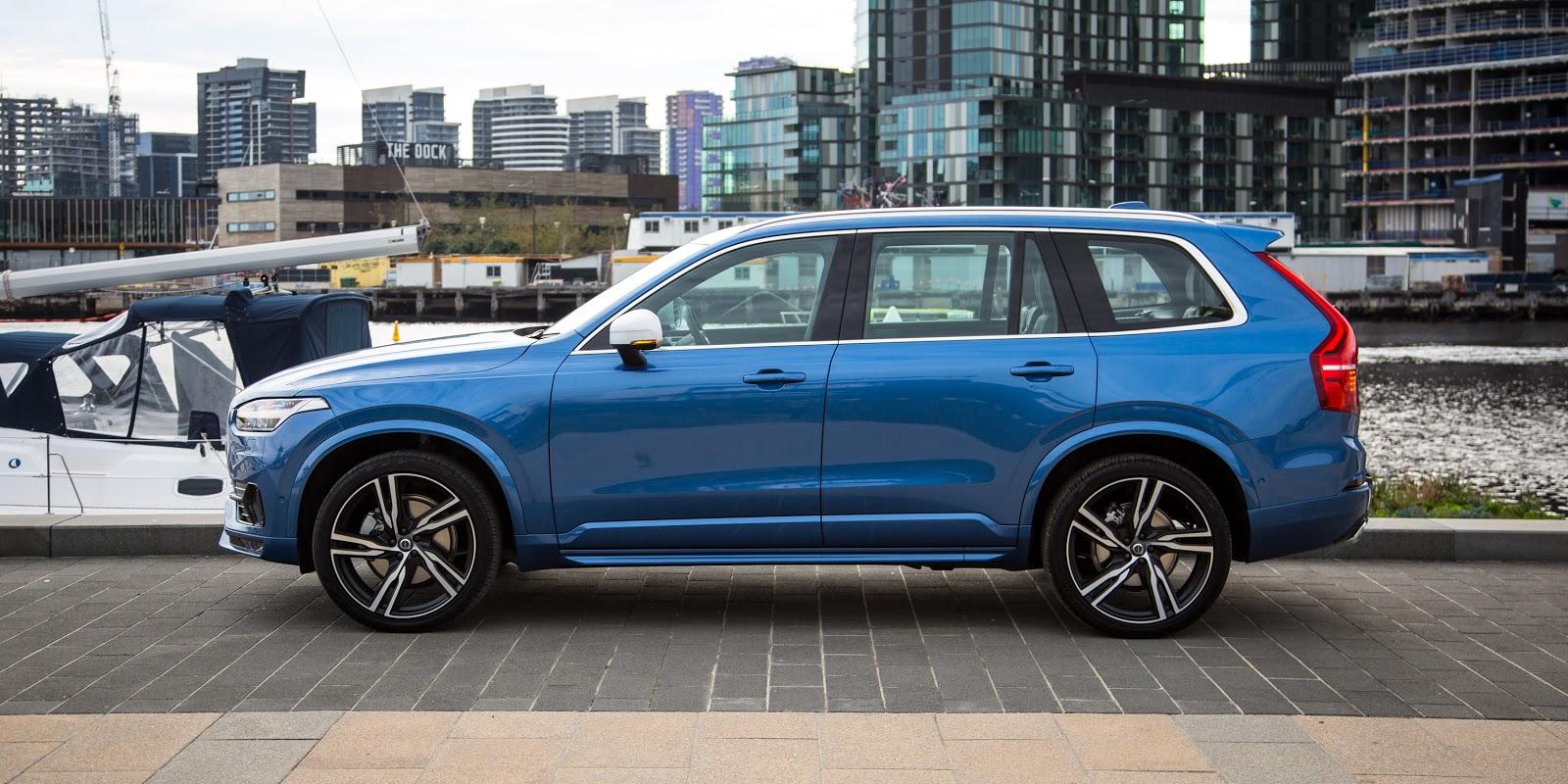 Volvo XC90 2016 là một chiếc xe đô thị tốt bậc nhất hiện nay
