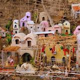 A Cliffside Nativity Scene - Amalfi Coast, Italy