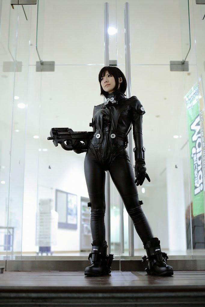 Nữ chiến binh Kei Kishimoto xinh đẹp trong Gantz - Ảnh 3