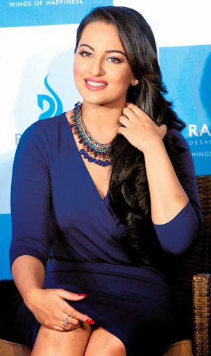 Sonakshi Sinha Glorious And Fantastic Wallpapers and pics