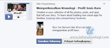 Undangan kronologis FB