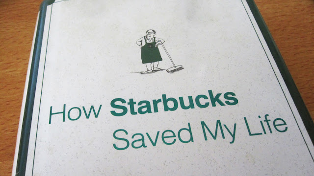 how starbucks saved my life essay