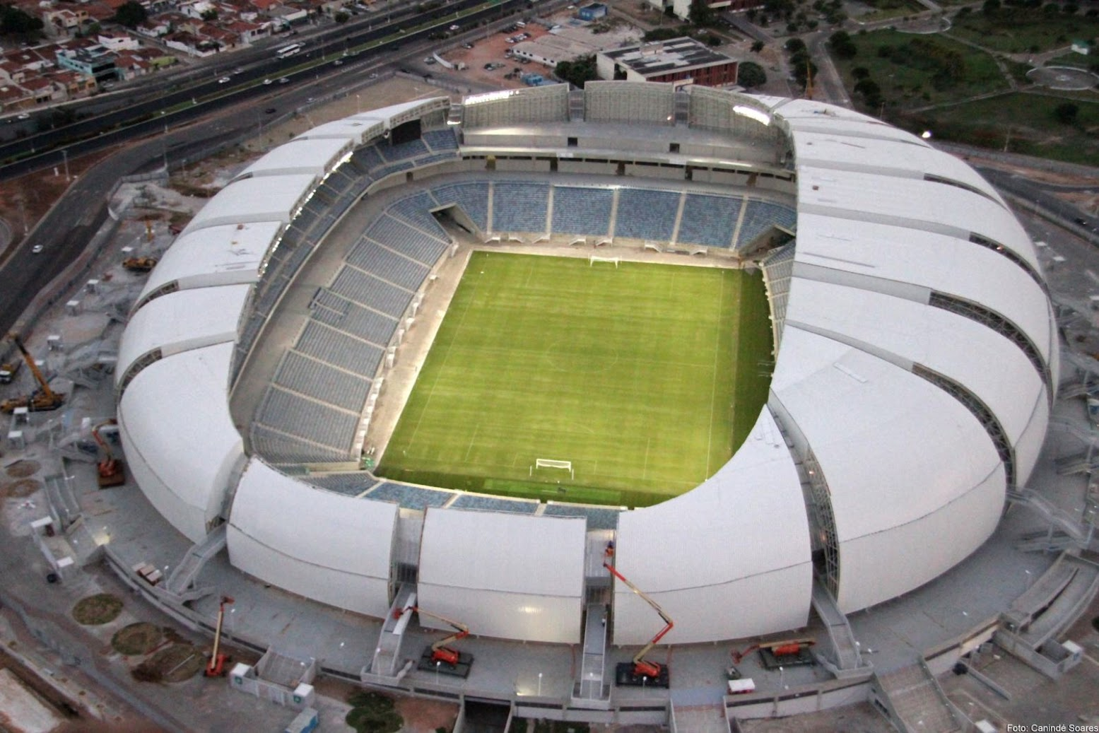 Natal - Rio Grande do Norte, Brasile: [OFFICIALLY OPENED ARENA DAS DUNAS BY POPULOUS]