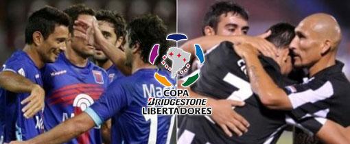Tigre vs. Libertad en Vivo - Copa Libertadores