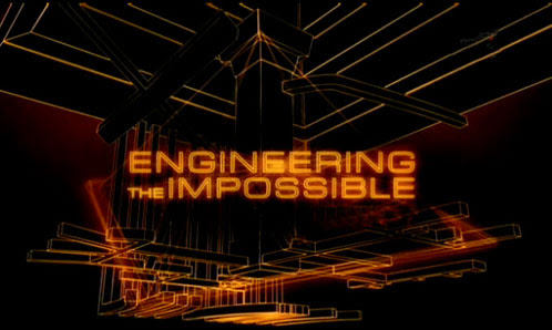 Sekrety staro¿ytnych in¿ynierów / Engineering the Impossible (2010) PL.TVRip.XviD / Lektor PL