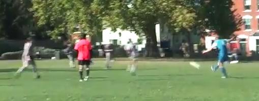 Screen+Shot+2012 04 22+at+1.34.53+PM 101 Golazos: Nils Tomkins (Priory Park Rangers) scores a 35 yard screamer vs Birkbeck College