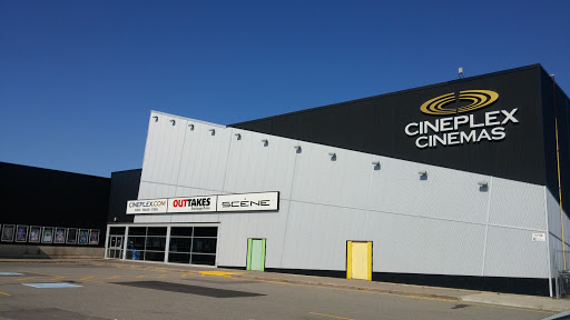 Cineplex Cinemas Saint John, 175 McAllister Dr, Saint John, NB E2J 2S6, Canada, Movie Theater, state New Brunswick