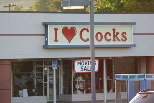 Found your mom's favorite store