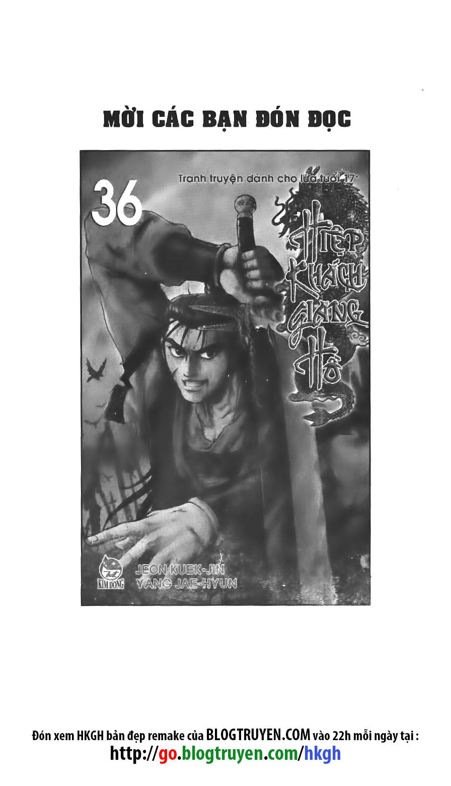 xem truyen moi - Hiệp Khách Giang Hồ Vol35 - Chap 242 - Remake