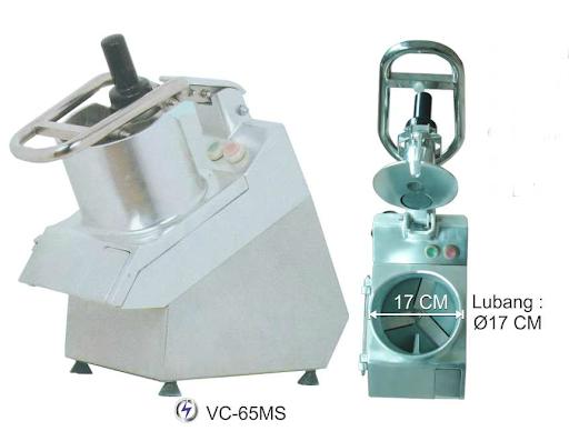 Alat Pemotong Buah dan Sayuran Berbentuk Lingkaran (Fruits & Vegetable Cutter) : VC-65MS