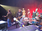 Onstage with Randy