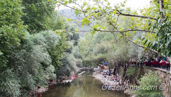Bursa, Misi deresi