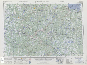 Thumbnail U. S. Army map np35-16