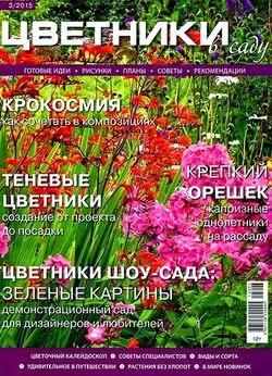 Цветники в саду №3 (март 2015)