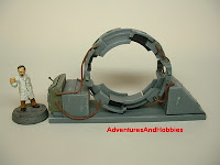Portal generator Mad Science war game terrain and scenery