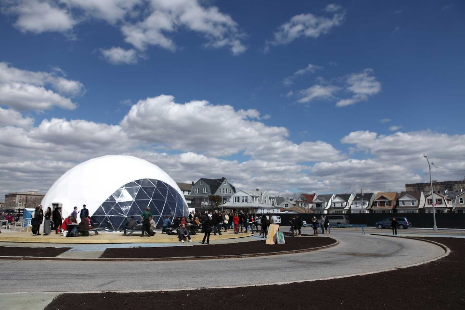 New York, Stati Uniti: [MOMA PS1'S VW DOME 2]