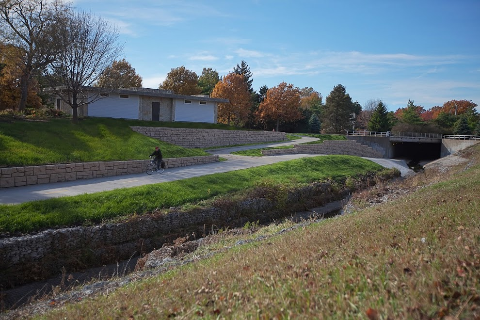 Nebraska retaining wall systems