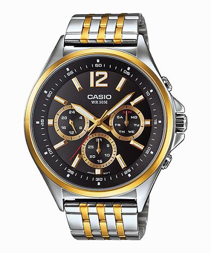 Casio Standard : MTP-E303SG-1AV