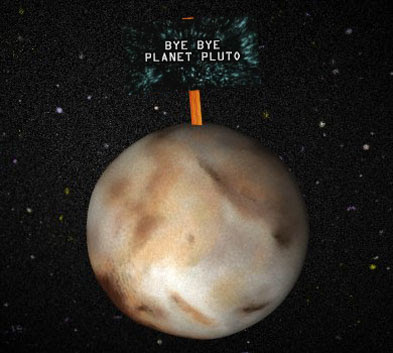 Po¿egnanie z Plutonem / Bye Bye Planet Pluto (2009) PL.TVRip.XviD / Lektor PL