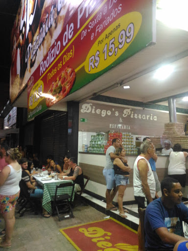 Diegos Pizzaria, Av. Pres. Kennedy, 11097 - Vila Caiçara, Praia Grande - SP, 11702-200, Brasil, Pizaria, estado Santa Catarina