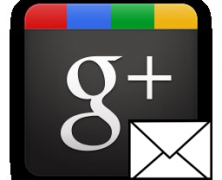 how to send private message in google plus