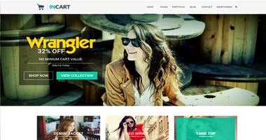 InCart - Responsive WooCommerce WordPress Theme