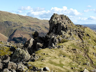The Lion And The Lamb - Helm Crag