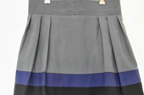 Colourblock Skirt Tutorial